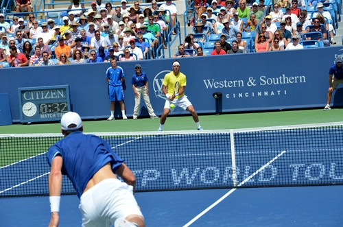 Semifinal Saturday at the W&S Open