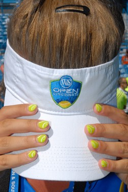 We love the our fan's tennis spirit!