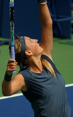 Victoria Azarenka Comes Out on Top