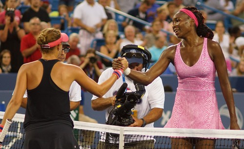Venus Williams Victorious