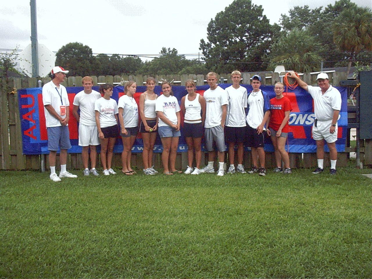 AAU Junior Olympic Team