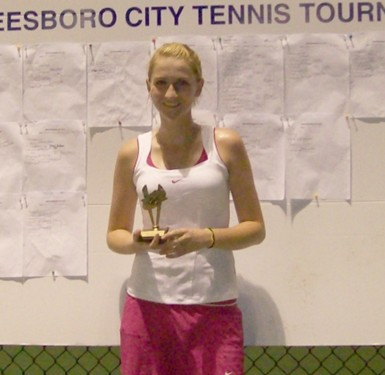 Taylor Nelson, Girls 15 Champ