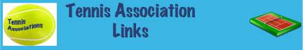 LinksTennisAssociationsBanner
