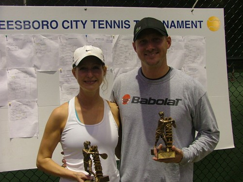 Kelly Hill-Matt Curry Player Mixed Champs 2011