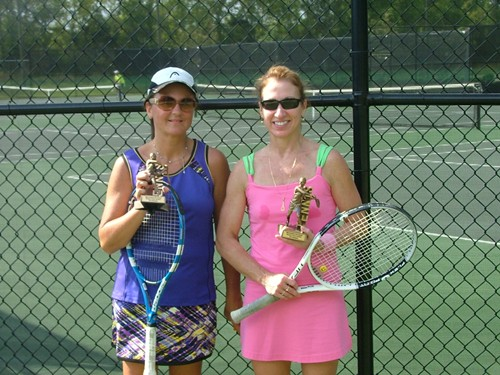 Marilyn Tenpenny-Cindy McCormick, Player Dbls Champs