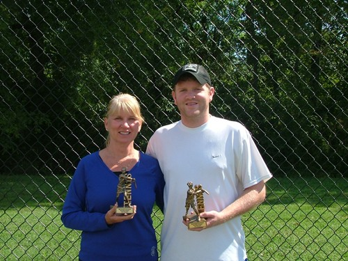 Sandy and Brady Neal Open Mixed Champs 2011
