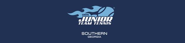 USTA GA JTT Narrow Banner Logo