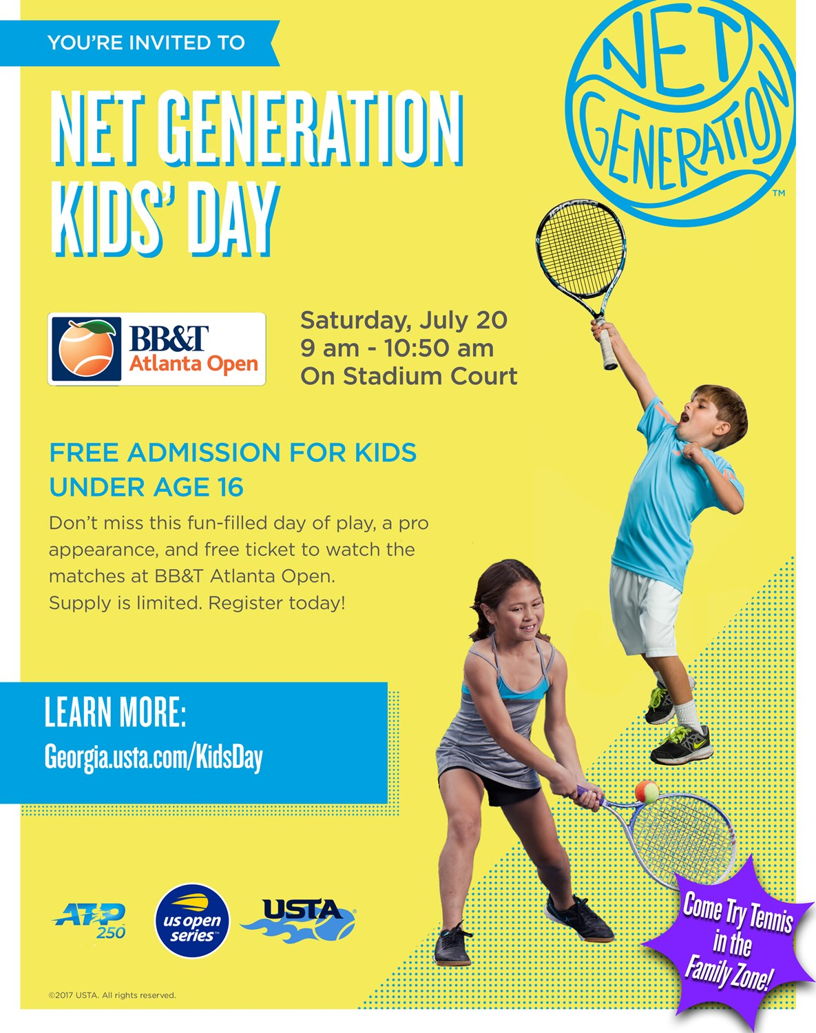 2019_Atlanta_NetGen_Kids_Day_flyer