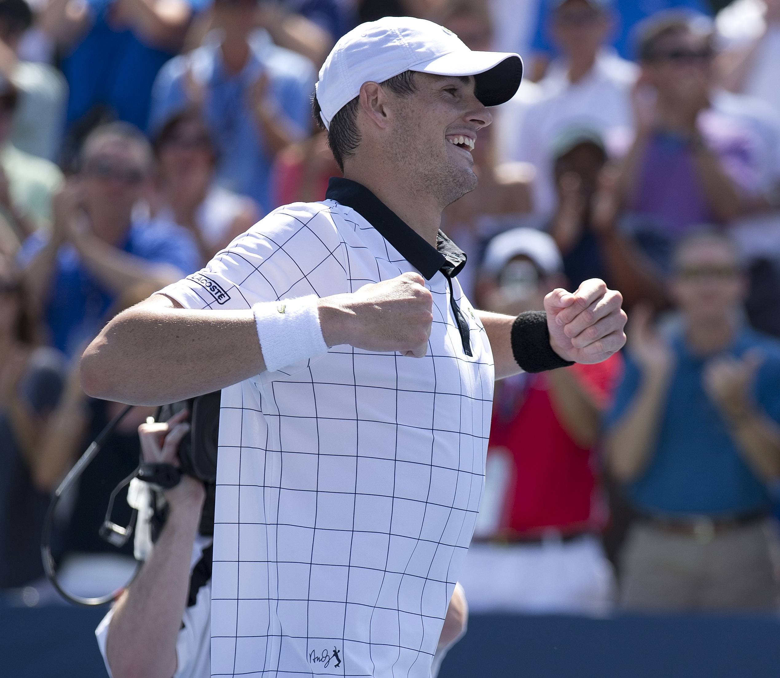 TENNIS: 2012 Winston-Salem Open