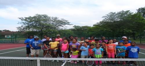 Crosscourt Tennis