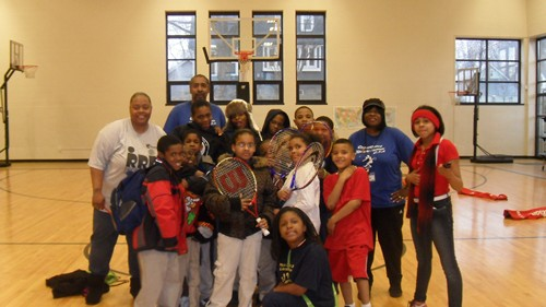 Baxter  Center  Tennis Youth