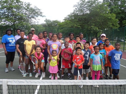 CrossCourt Tennis Program 2013
