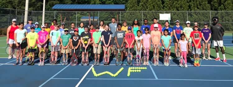 2019_Summer_Tennis_Camp