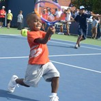 2012 Arthur Ashe Kids' Day Kicks Off