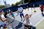 2013 Arthur Ashe Kids' Day Fun on the Grounds