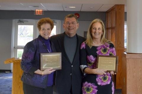 2012 Presidents Award for Dewalt and VanBuskirk