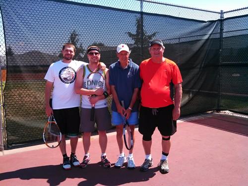 Adam, Zack, Dell, Rich