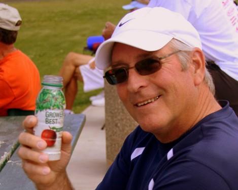 Dan Kranz with Juice