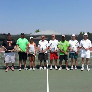group doubles