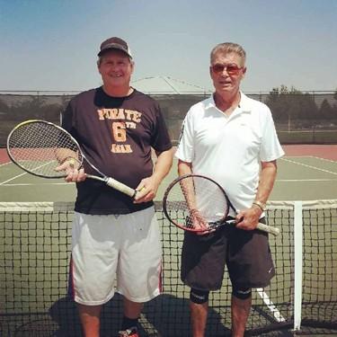 Richard Walter and Glen Haddox