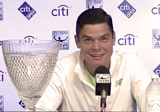 Raonic-Player-Interview