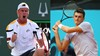 Lleyton Hewitt and Bernard Tomic