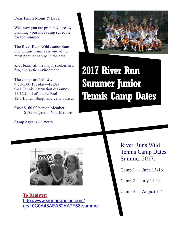 River_Runs_Wild_Junior_Tennis_Camps_2017-_Registration_Open!
