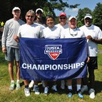 2014 55 & Over USTA Southern Sectional Champions