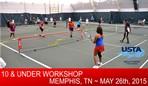 10 & Under Workshop in Memphis 5-26-15