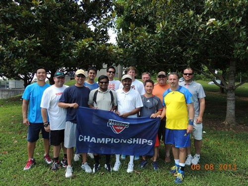 2013 USTA TN Adult League champions Knox Thompson 3.5 Men
