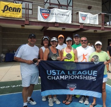 Mixed 40 over 6.0 champs Knoxville -Wallace