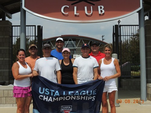 Mixed 40 over 8.0 champs Memphis-Foy