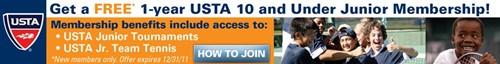 First Year Membership Free Web Banner 468x60