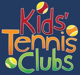 KidsTennisClubs logoBLUE
