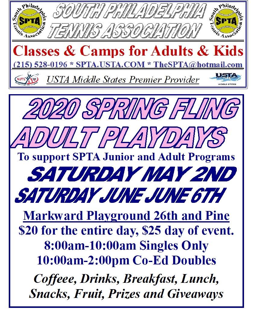 SPTA_2020_Spring_Fling_Adult_Play_Days