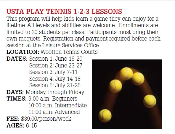 Beloit_Leisure_Services_USTA_tennis_lessons_2014