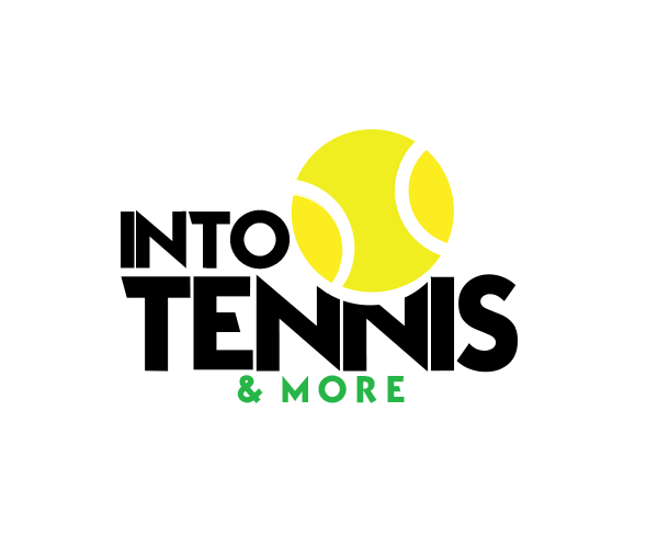 into-tennis-and-more-logo-design