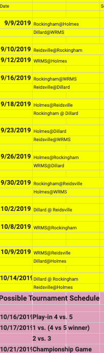 2019_RCS_Middle_School_Girls_Tennis_Schedule