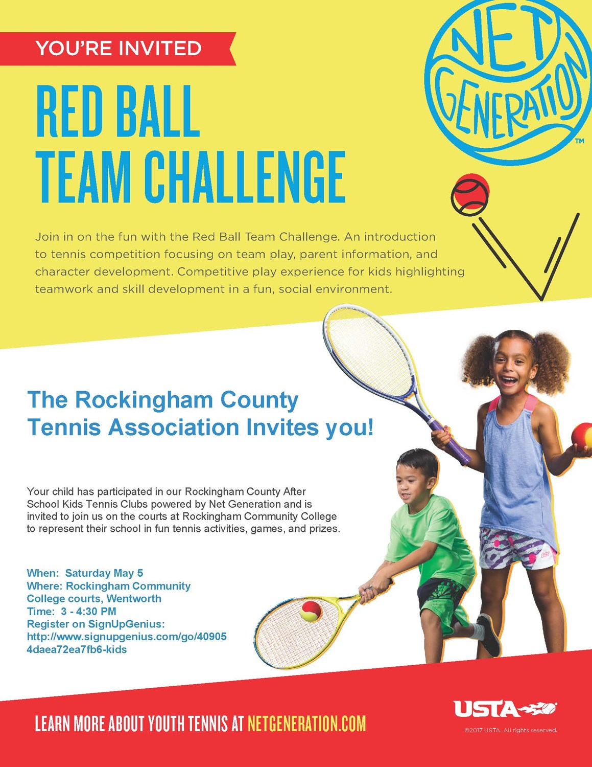 Net_Generation_Red_Ball_Team_Challenge_Flyer_-_RCTA