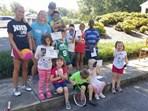 Woodmont Child Development Center Kids Tennis Club