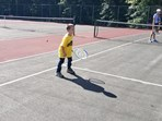 NJTL Summer Tennis with Parkview Village