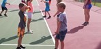 NJTL Summer Tennis at Bridge Street Recreation Cen