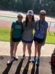 NJTL Summer Tennis at Community Baptist Schools