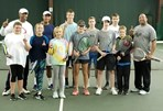 Performance Tennis Training WR YMCA