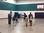 Winter 2020Kids Tennis Club Salvation Army/Lincoln