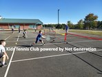 RCS After School Kids Tennis Club Fall 2019