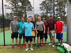 Rockingham County USTA Men's Team goes to States!