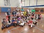 Reidsville YMCA After School Kids Tennis club 2021