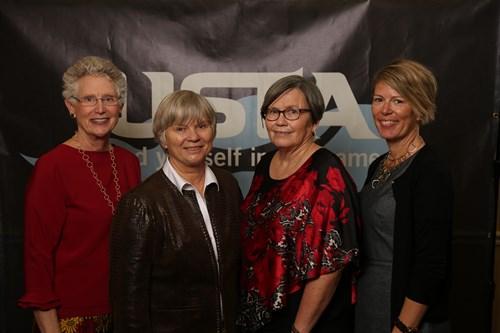 2017 USTA Southern NC  Award winners