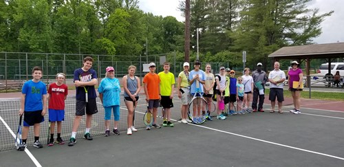 2018 spring Level 6 group